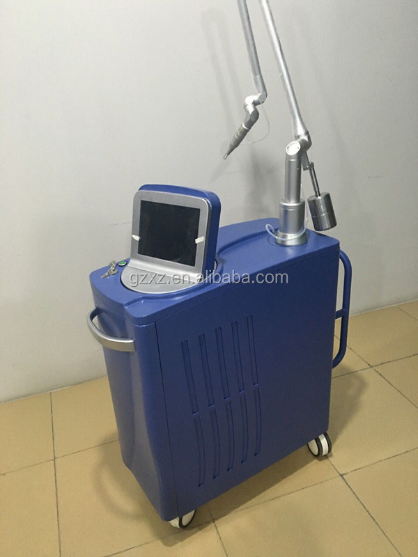 Hot sell HighTechnology! q-switch nd yag laser tattoo removal victory 2000mj