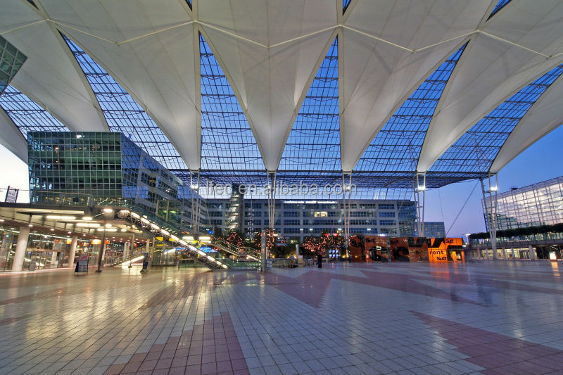 Buy Lightweight Steel Airport Terminal For Roof Structure