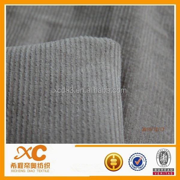 make-to-order trousers corduroy fabric for school uniform