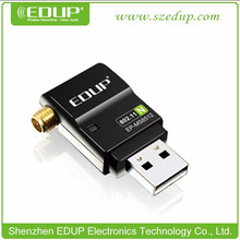 IEEE802.11n EDUP WIRELESS NANO MINI USB WI-FI 300 Mbps N EDUP Wifi Serial Adapter