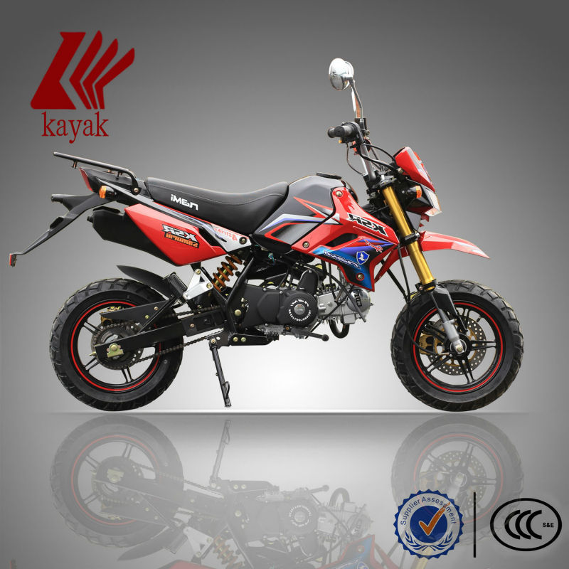 mini moto KN110GY pocket bike 110cc racing offroad <strong>motorcycle</strong> Kawasaki original design