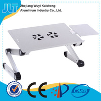 Adjustable Foldable Aluminum Alloy Laptop Stand