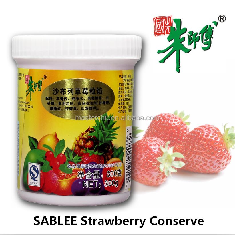 Conserve Filling Jam For Fruit Filling 300g - Buy Strawberry Jam ...