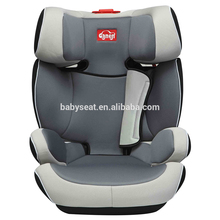 Economic and Reliable Baby Doll Booster Car Seat group 2+3 with isofix