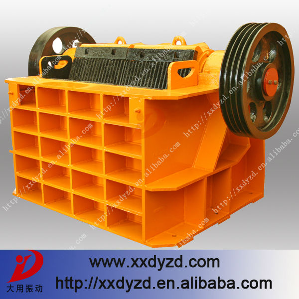 Ore Jaw Crusher for Granite/Gold/Copper