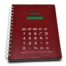 Promotion Cheap Price Novelty Design Notebook Calculator for Sale