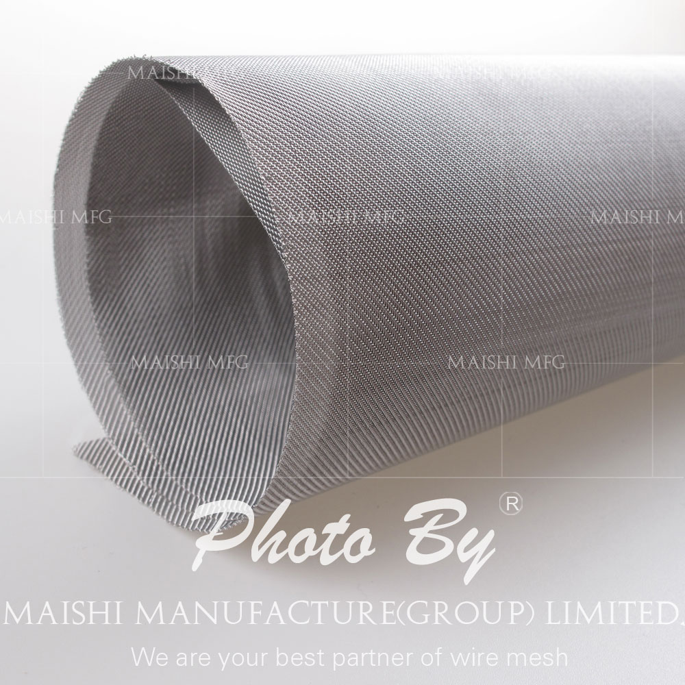 Stainless Steel Square Woven Mesh/ Cloth