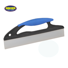 Car window cleaning tool water blade Silicone window squeegee