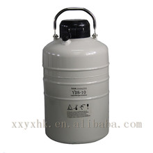 YDS-10 liquid nitrogen storage tank for liquid nitrogen gun cryogenic spray cryotherapy use
