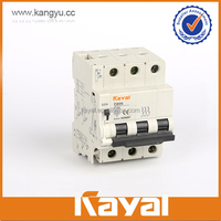 Low price c65n india cb ce miniature circuit breaker,mcb 4p