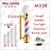 M337 Hair salon equipment Large Two light Classical LED Barber shop pole