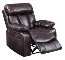 Comfortable recliner chair/sofa, Luxury Sofa Set/Solid wood home furniture chair/Living room chair