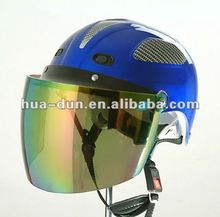 HD light weight half face motorcycle helmet casco for motorbike