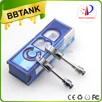 e cigarette 0.5ml vape atomizer vape 510 wickless ceramic coil vape cartridge