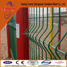 2015 Welded Fence Mesh / Welded wire mesh fence installation / Welded wire mesh fence specification