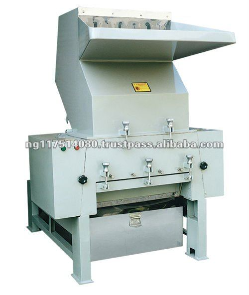 Plastic Waste Sheet Grinding Machine