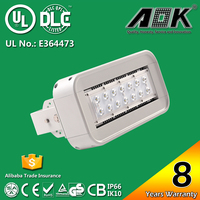 Factory Meanwell Driver IP67 UL DLC Approval Photocell 30 Watt LED Flood Light