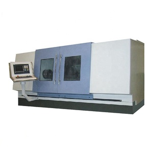 CNC Threading Machine For Screw , Worm , Pump Rotor