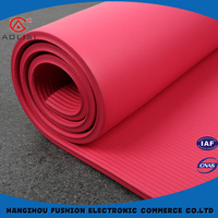 Wholesale high quality odorless green material fitness yoga mat