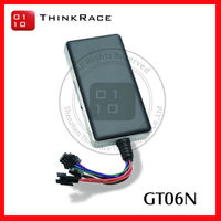 GSM/GPRS/GPS Car Vehicle Tracker Quad Band Remote Control Shock Shake Sensor TK103B