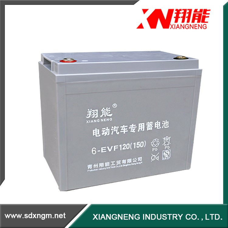 Exported China manufacturing battery for car