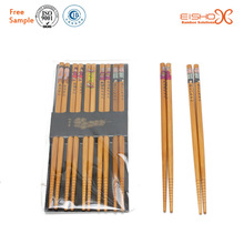 Small Round Reusable Craft Bamboo Chopsticks