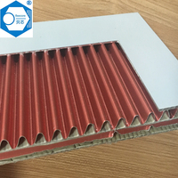 Light Weight Aluminum Corrugated Panel for outdoor roof