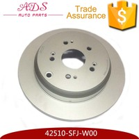 High performance floating car brake disc rotor for JP cars