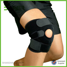 New Design Custom Logo Neoprene Elastic Adjustable Knee Support