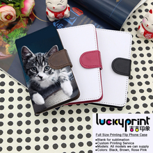 Sublimation Leather Phone Case,Sublimation Wallet Phone Case,Universal Leather Sublimation Cover Case
