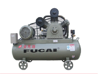 15kw 20hp 12bar oil less paper making industrial piston air compressor