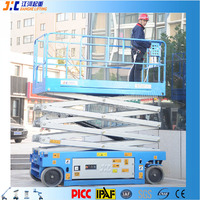 Factory Direct Sale Scissor Type Hydraulic Lifters for Painters