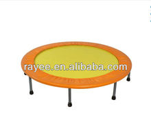 38 inch Trampoline jumping bed trampoline child indoor household folding spring jumping bed small fitness equipment