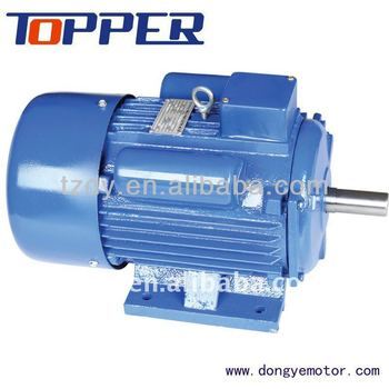 YC series single phase AC 50HZ capacitor start induction motor
