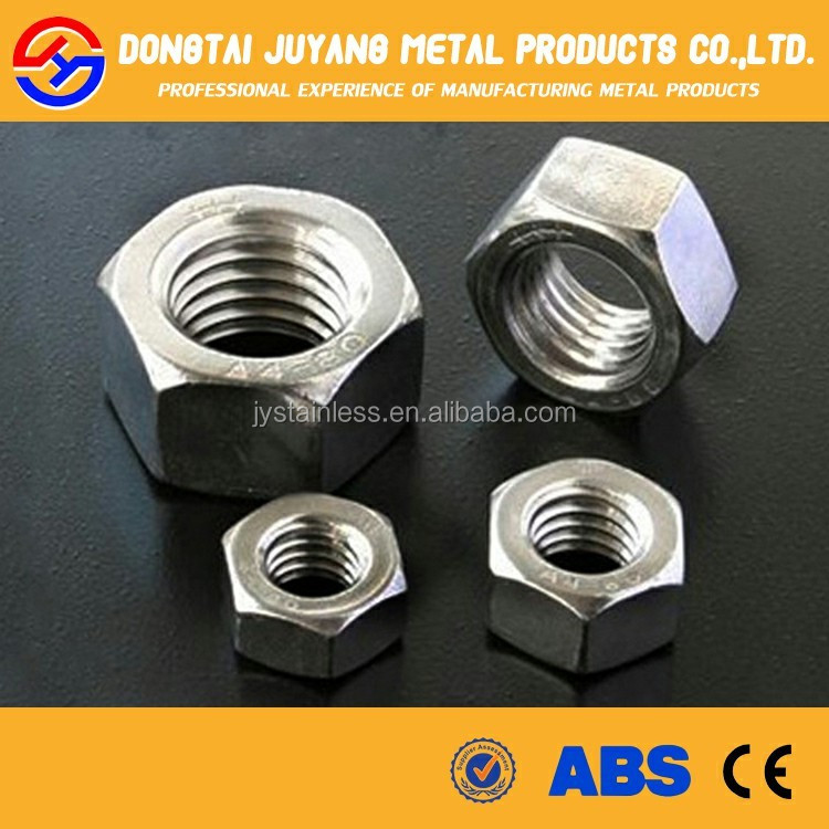 Stainless steel marine fasteners Wing Nuts