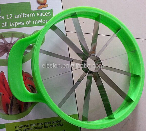 Stainless steel Water Melon Cutter / Slicer