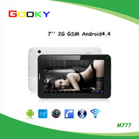 Wholesale in china 7'' mic tablet pc android 2.2 built-in gsm