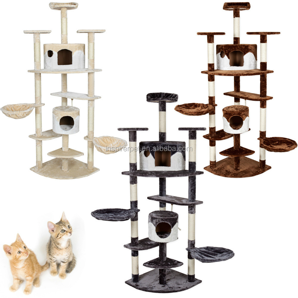 Huge Wholesale Cat Tree Scratching