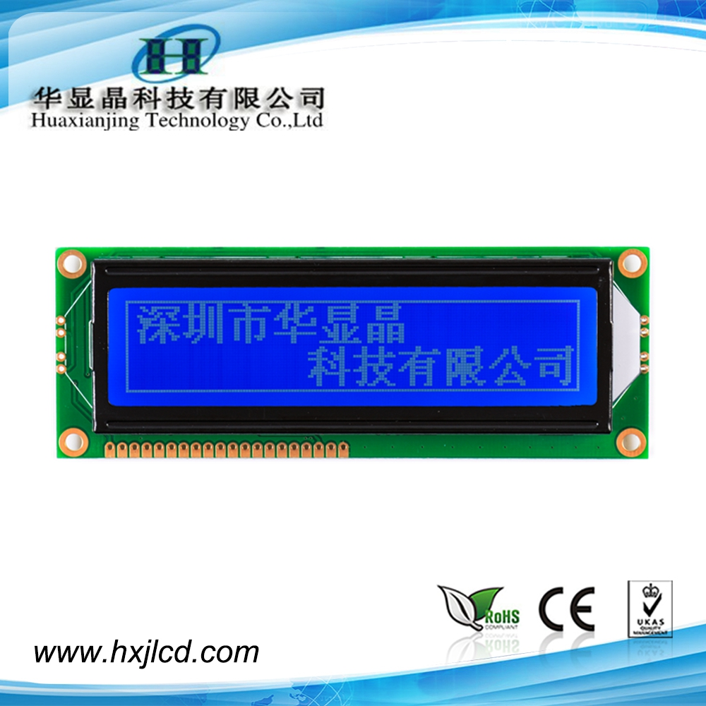 Rohs 160 x 32 Dots Cheap Small Custom Size LCD Display Module
