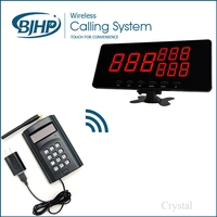 queue manging system, queue bell system, wireless queue number calling system