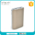 Trade assurance universal portable 2 pcs battery 18650 power bank with capacity 4400mAh & 5200mAh