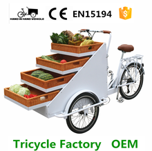 thailand tricycle for flowers vegatebles fruits