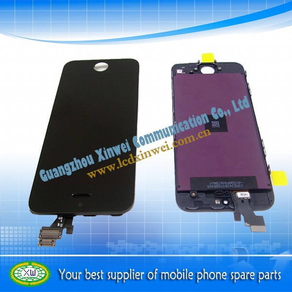 original part replacement lcd screen touch display for iphone 5g