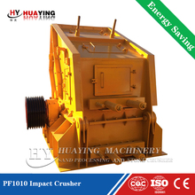 High efficiency pf1010 basalt impact crusher in quarry plant