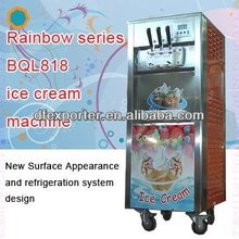 ice cream makers home BQL818 rainbow icecream machine