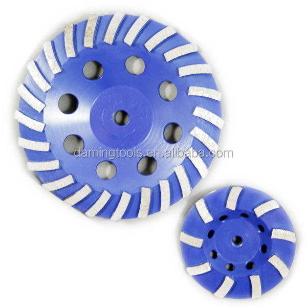 High quality hot sell diamond cup wheel for glass edger