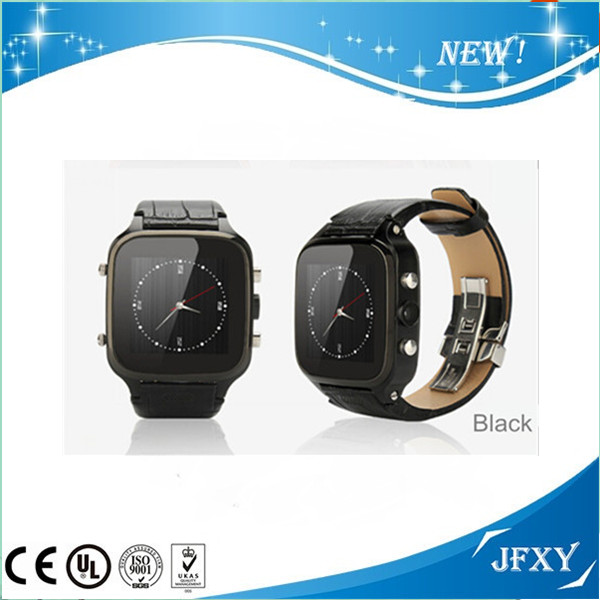 Product You Can Import from China FIFINE W9 Bluetooth 4.0 Android 4.4 3G Smart Watch Mobile Phone smart