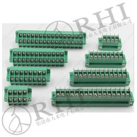 Electrical terminal block power cable terminal block cable termination