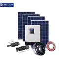 solar product complete components 4000w soalr energy system BESTSUN supplier BPS-4000M for home