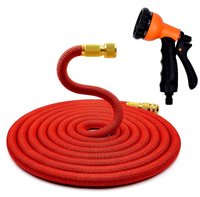 Best Selling Item High Pressure Hose 2 inch Water Hose Expandable Garden Hose Nozzle